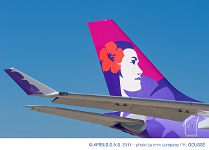 Hawaiian Airlines signs firm order for 5 more A330s