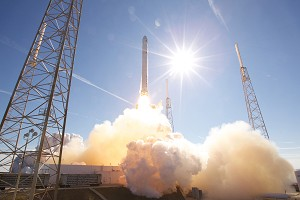 SpaceX Searches for New Commercial Launch Site