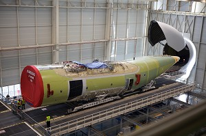 Airbus Military begins final assembly of the first A400M for France