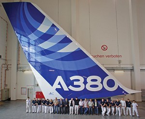 AIRBUS Qualification of AkzoNobel base coat/clear coat system