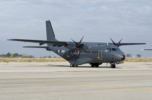 France begins taking delivery of eight additional Airbus Military CN235s