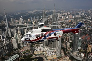 Two new orders of Eurocopter EC225 confirmed at LIMA 2011