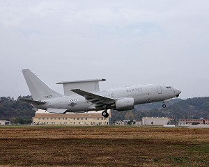 Boeing Delivers 2nd Peace Eye AEW&C Aircraft to Republic of Korea Air Force