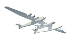 Stratolaunch System to bring safer, less expensive, missions