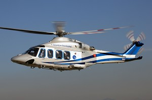 DanCopter Takes Delivery of its First AW139 Helicopter
