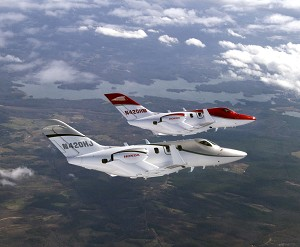 Honda Aircraft Achieves First Flight of Third FAA