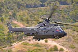 Helibras to provide spare parts and services for entire Brazilian EC725 helicopter fleet
