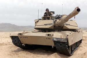 General Dynamics Awarded USD 60M for Abrams Tank Upgrades