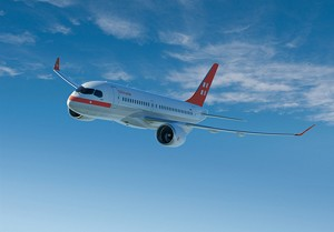 Bombardier Signs PrivatAir for up to 10 CSeries Aircraft