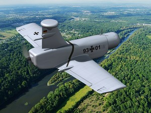 Rheinmetall and Cassidian Pool Their Unmanned Aerial Systems Activities