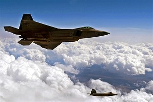 Air Force Leaders Say Strategy Calls for F-22, F-35 Capabilities
