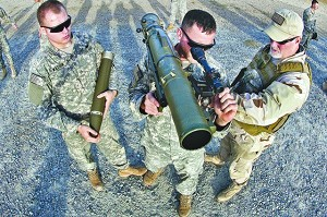 'Carl Gustaf' weapon extends Soldiers' lethal reach