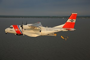 Airbus Military delivers 13th ''Ocean Sentry'' to USCG ahead of schedule