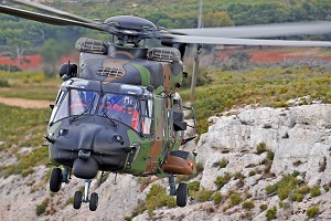 Eurocopter Delivers Today the 1st Nh90 TTH Qualified in its FOC
