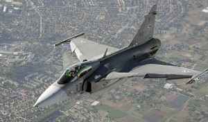 Hungary Extends Gripen Contract