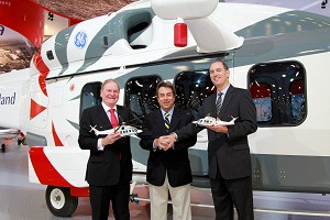 LCI & AgustaWestland Sign Agreement for AW139, AW169 & AW189 Helicopters
