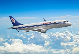 Belavia Acquires E-Jets for Fleet Renewal Initiative