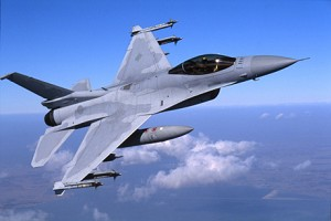 LM's Fighting Falcon Evolves With New F-16V