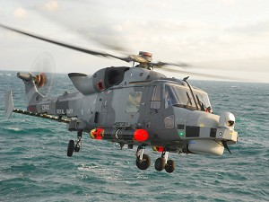 Navy's Next Helicopter Completes Trials on HMS Iron Duke