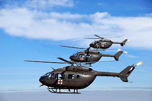EADS North America delivers 200th UH-72A Lakota LUH to US Army