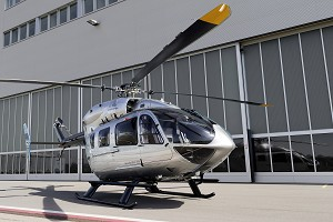 Eurocopter's Presence at Abu Dhabi Air Expo to Focus on Helicopter Capabilities