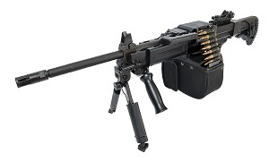 IWI Introduces the World's Only 7.62mm Caliber LMG with Semi-Automatic Mode