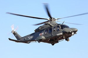 Italian Air Force's HH-139A Enters Operational Service