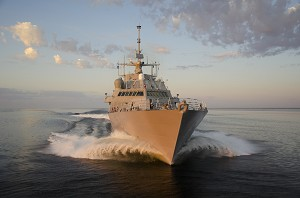 US Navy Issues LM $715 M Contract Modification to Construct 2 LCS
