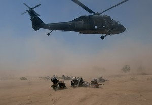 BAE Awarded MFRF Contract to Enhance Helicopter Survivability