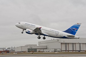 Atlantic Airways takes delivery of its new Airbus A319