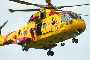 AgustaWestland Congratulates Royal Canadian AF Helicopter SAR Crew for Winning International Award