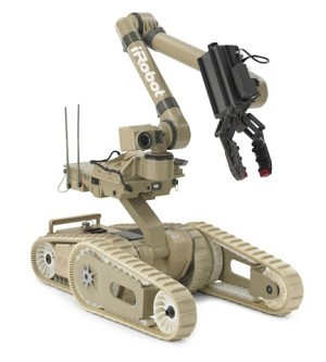iRobot Warrior and PackBot Robots Support US Nuclear Power Plant Operations