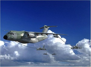 Embraer KC-390 Military Transport Aircraft to Feature Additional BAE Equipment