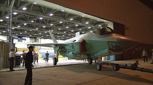 1st F-35 For The Netherlands Rolls Out Of F-35 Production Facility