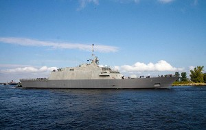 LCS 3 Completes 2nd Round of Builder's Trials