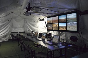 Military Video Surveillance Systems Market Worth $8.81BN in 2012
