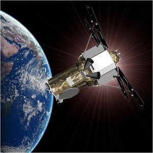 LM Completes Key Milestone on GeoEye's New Commercial Earth-Imaging Satellite