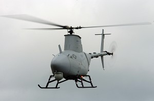 NGC to Upgrade Fire Scout Unmanned Helicopter for US Navy