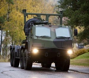 Finnish Forces Rely on Armoured Sisu ETP Trucks in UNIFIL Operation