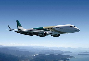 Embraer Executive Jets Highlights its Portfolio at EBACE