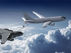 Boeing KC-46 Tanker Program Successfully Completes PDR