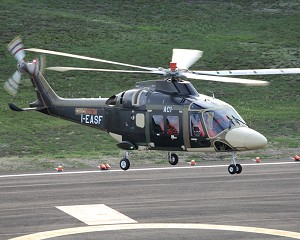 New Generation AW169 Helicopter Completes Its Maiden Flight
