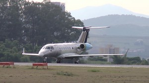 Legacy 500 Jet Completes Ground Vibration Tests