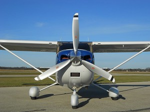 Hartzell Propeller Introduces New 3-Blade Scimitar Top Prop Conversion for Cessna Skylane