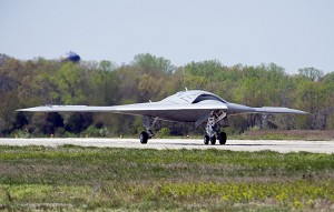 X-47B Gears Up for Summer Milestones