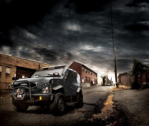 Oshkosh to Showcase TPV at National Homeland Security Conference 2012