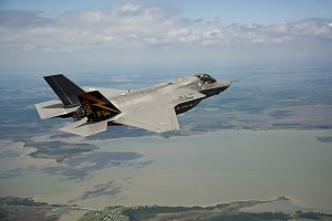 200th flight for the first F-35B