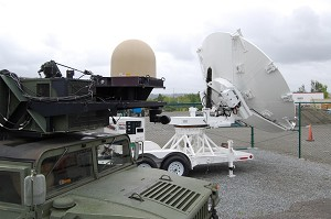 Boeing Demos SATCOM on the Move Between Australia and US