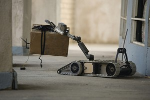 iRobot Receives $12.7 M Order for SUGV
