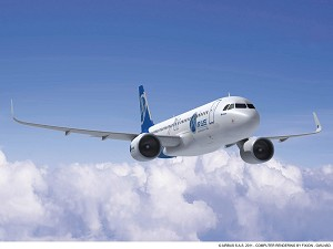 ALC Firms Up Order for 36 A320neo Family Aircraft